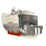 Belgian boiler company stoomketels Universal ZFR