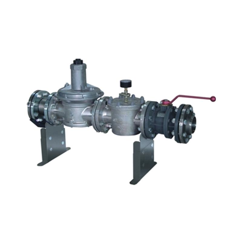 Belgian boiler company stoomketels Gas regulation module (GRM)