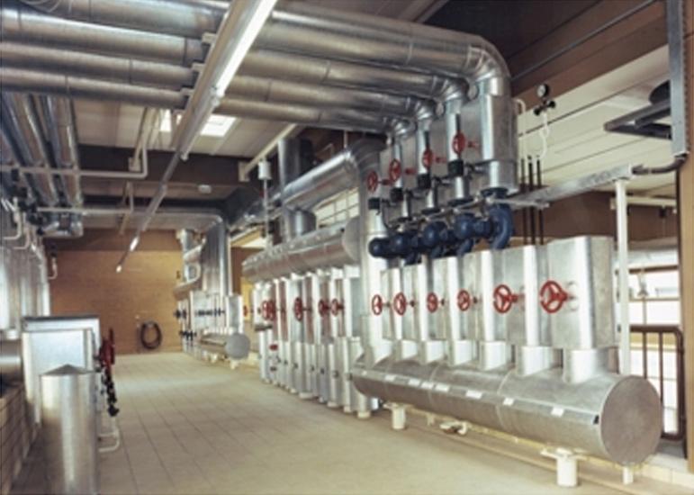 Belgian boiler company Distributeur de vapeur (SD)