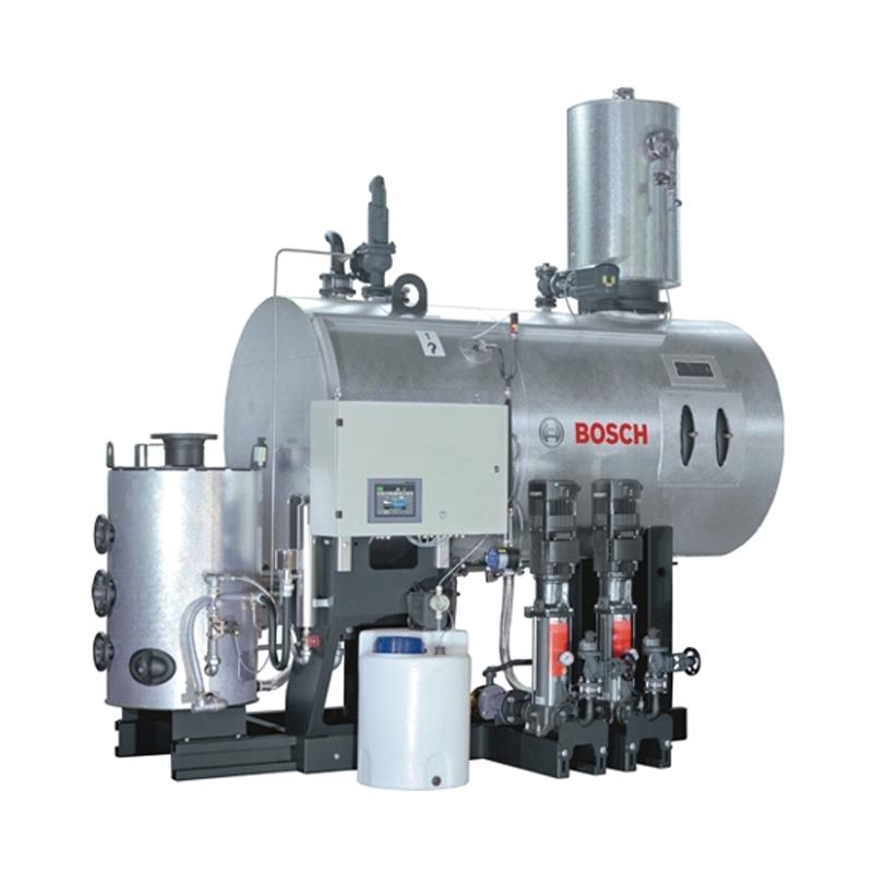 Belgian boiler company Module de traitement d'eau – V (WSM-V)