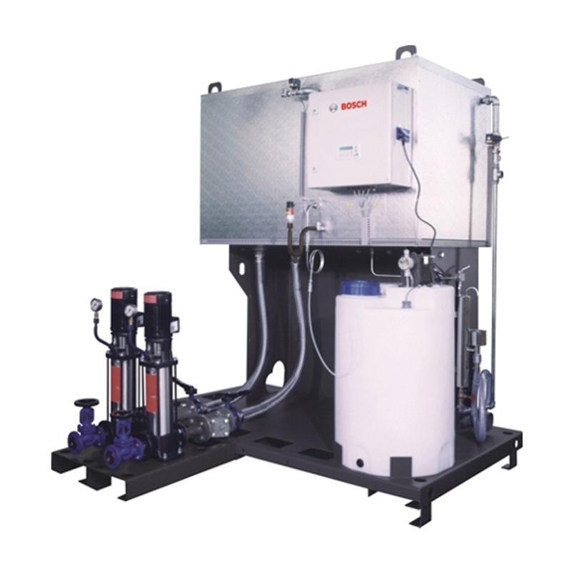 Belgian boiler company Module de traitement d'eau – T (WSM-T)