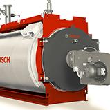 Belgian Boiler Company Industriële warmwaterketels