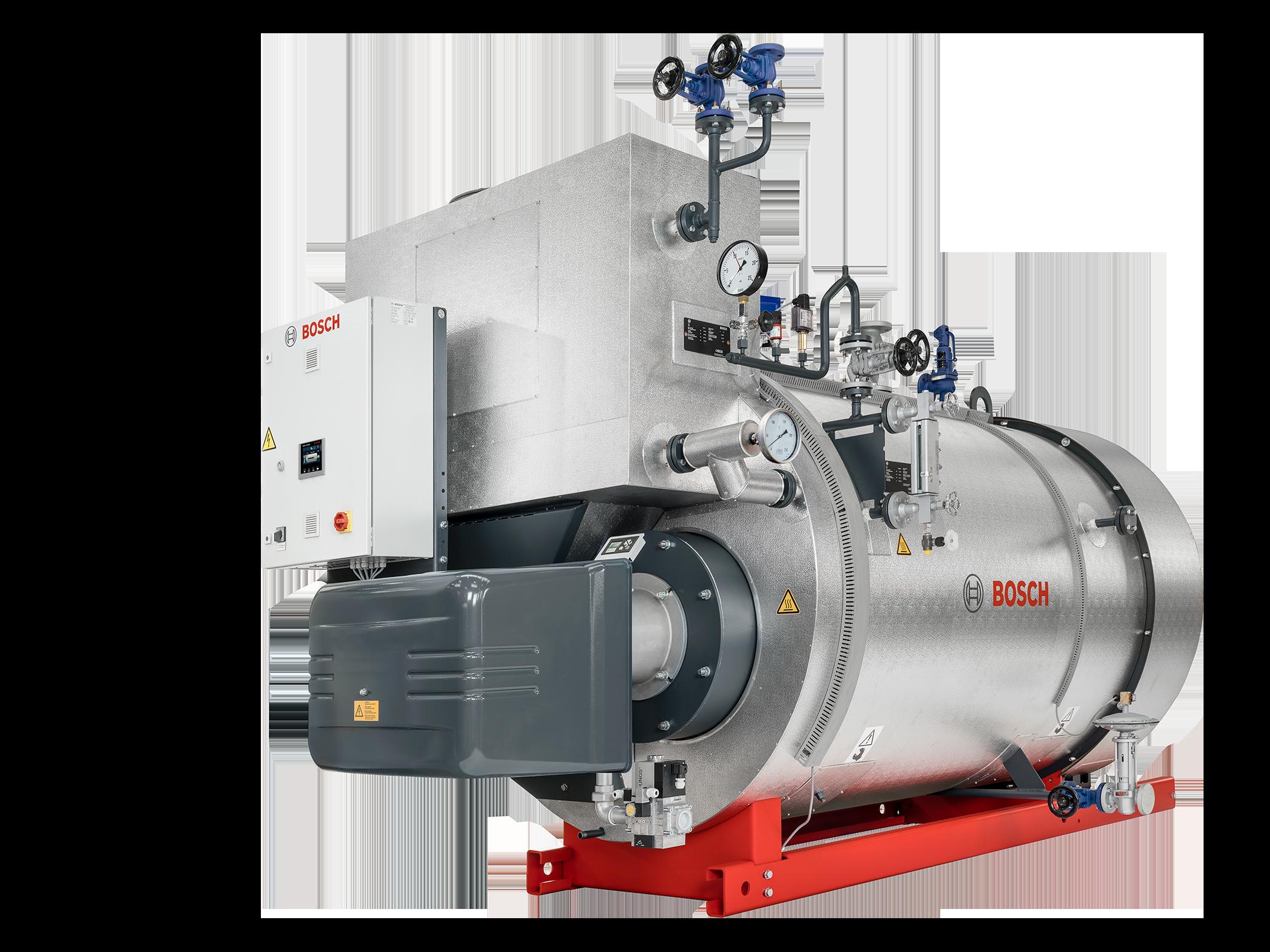 Belgian boiler company stoomketels Universal CSB